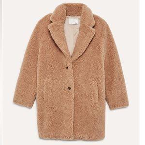 Aritzia | ✨Host Pick!✨Wilfred Teddy Cocoon Coat